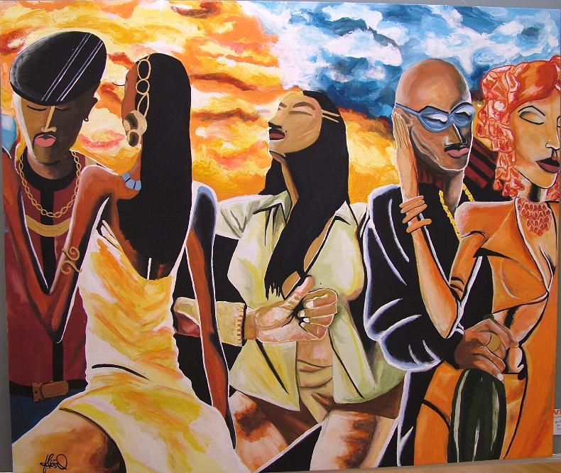 Kunst Afrikas
