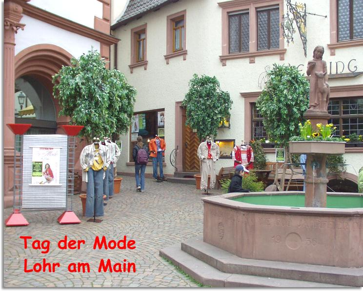 Tag der mode in lohr am main for Heimbach lohr am main